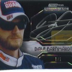 Phenomenal Pulls: Dale Earnhardt Jr. 1/1 Melting Autograph
