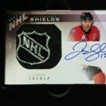 Phenomenal Pull: 2009/10 Cup Hockey Iginla/Backlund Dual Shield!