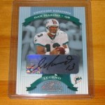 Phenomenal Pulls: Brady and Marino Classics Autographs