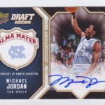 Phenomenal Pull: Michael Jordan Auto from 09/10 Draft Basketball