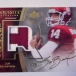 Phenomenal Pull: Sam Bradford 2010 Exquisite RC