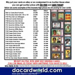 We're Paying Auction Prices for Your PSA Graded Cards