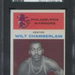 1961/62 Fleer Basketball Complete Set