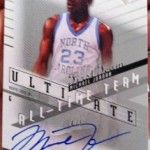 Phenomenal Pulls: Another Michael Jordan Ultimate Collection Autograph