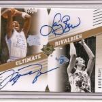Phenomenal Pull: Michael Jordan/Larry Bird Dual Autograph!