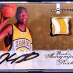 Phenomenal Pull: Kevin Durant Rookie Card Autograph Patch!