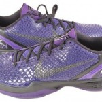Win a Rare Pair of Autographed Kobe Bryant One-of-a-Kind Nike ID Zoom VI Sneakers!