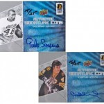Win a Limited Edition Upper Deck Gale Sayers or Bobby Orr Autographed Card!