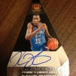 Phenomenal Pull: Kevin Durant 1/1 Auto!
