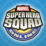 This just in: Marvel Super Hero Squad Online Trading Card Game from Upper Deck