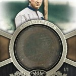 TOPPS TIER ONE BASEBALL TO FEATURE EXTENSIVE BAT KNOB COLLECTION
