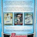 COUNTING DOWN TO 2012 BOWMAN BASEBALL…Buy it, Rip it and Send it to Receive a FREE Pack of Exclusive BLUE WAVE Parallels