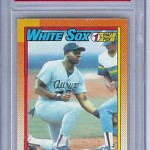 Vision Quest: The 1990 Topps Frank Thomas Error Card