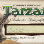 Cryptozoic 2012 Tarzan Trading Cards Special Redemptions