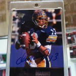 June 'Hit of the Month' Entry – Dan Marino Auto!!