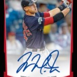 2012 Bowman Lucky Redemption #3 Announced