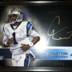 July 'Hit of the Month' Entry #9 – Another Cam Newton!!
