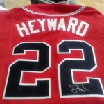 July 'Hit of the Month' Entry #12 – Autographed Jersey