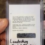 July 'Hit of the Month' Prospect Entry #6 – Dandy Landy