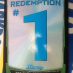 July 'Hit of the Month' Entry #1 – The Lucky Redemption