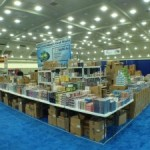 Setting up for the 2012 National Sports Collectors Convention!