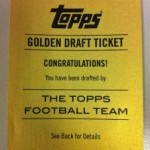 Get Your Own Rookie Card in 2013 Topps Football