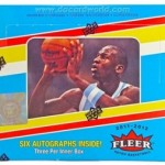 2011/12 Fleer Retro Basketball – The Greatest Hobby Product Ever?