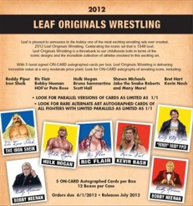 Leaf Originals Wrestling
