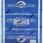 2011/12 Panini Dominion Hockey is Here!
