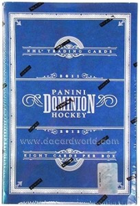 Panini Dominion Hockey Box