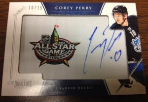 Corey Perry All Star