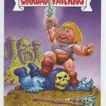 Trash Talk: 2012 Topps Garbage Pail Kids Brand New Series