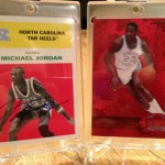 A Double Dose of MJ in a Fleer Retro Box