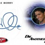 Skyfall-ing: Halle Berry, Daniel Craig Autographs Highlight New James Bond Set