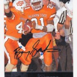 Phenomenal Pulls: Barry Sanders Autograph from Upper Deck College Football Legends