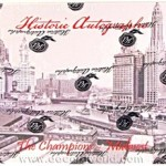 Phenomenal Pulls: St. Louis Cardinals Autographs From Historic Autographs Midwest Champions
