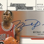 Phenomenal Pull: Michael Jordan Autograph from 2003/04 Upper Deck SP Signature