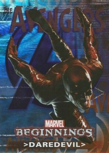 Marvel Beginnings 3 HoloFX