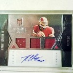 Phenomenal Pull: Robert Griffin III Autographed Jersey Card From 2012 Panini Momentum