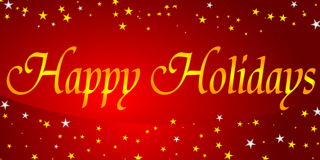 Happy Holidays From Dacw 2012
