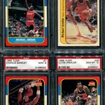 Just Added to the Site: 1986/87 Fleer and 1988/89 Fleer PSA Graded Basketball Sets!