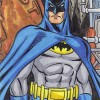 2013 Cryptozoic Batman the Legend Sketch Card 10 Buddy Prince