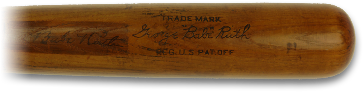 Babe Ruth Bat