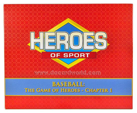 Heroes of Sport Box