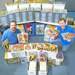 Dave and Adam's Card World Makes $145,000 Purchase of Rare Comic Books