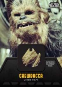 2013 Topps Star Wars Jedi Legacy Relic Chewbacca Fur