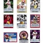 It's Time for the First 2013 Football Cards of the Year: 2013 Leaf Metal Draft