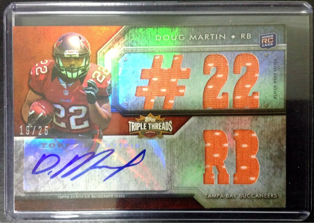 DougMartinTripleThreads - mantooth