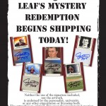 Leaf Announces Mystery Redemption: Johnny Manziel