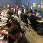 A Casual Player In The Competitive Court: Dave and Adam's Grand Prix Trial